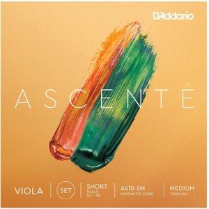 Daddario Ascenté Viola String Set Short Scale Medium A410 Sm