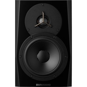 Dynaudio Lyd-5 Near-field Studio Monitor Black Dyn Lyd5 Bk