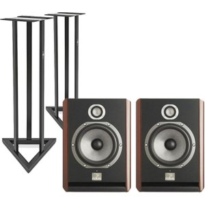 Focal Solo 6 Be Active Monitors With Stands (pair) Fo Solo6be Pair