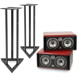 Focal Twin 6 Be Active Monitors With Stands (pair) Fo Twin6 Ms300