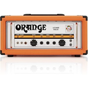 Orange Amps Orange Ad200b Mkiii Bass Head Or Ad 200 B V3