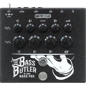 Orange Amps Orange Bass Butler Bi-amp Preamp Pedal Bass Butler
