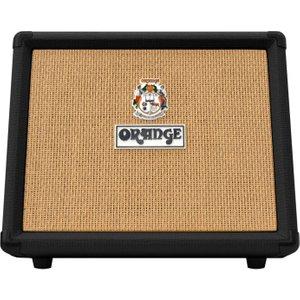 Orange Amps Orange Crush Acoustic 30 1x10 Acoustic Combo Black Crush Acoustic 30 Bk