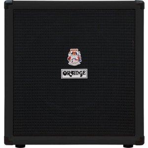 Orange Amps Orange Crush Bass 100 Combo Black Os Crush Bass 100 Blk