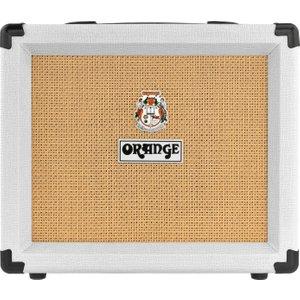 Orange Amps Orange Limited Edition Crush 20 Combo White Crush 20 Ltd