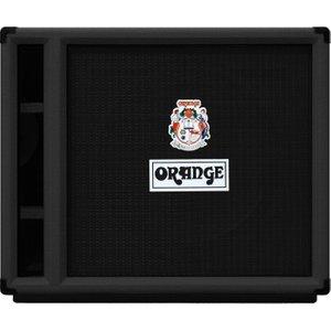 Orange Amps Orange Obc115 1x15 Bass Cabinet Black Or Obc 115 Blk