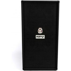 Orange Amps Orange Obc810 8x10 Bass Speaker Cabinet Black Or Obc 810 Blk