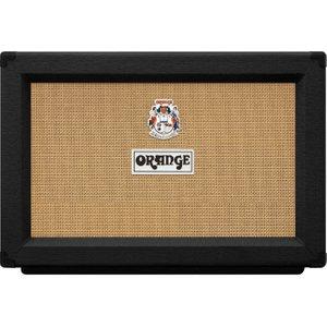 Orange Amps Orange Ppc212 2x12 Closed Back Speaker Cab Black Or Ppc 212 Blk