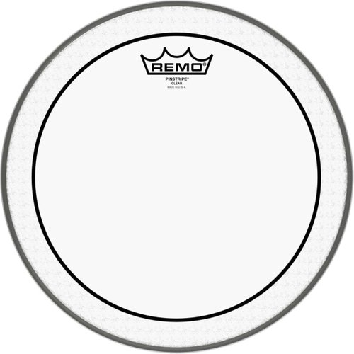 Remo Pinstripe Clear 20 Bass Drum Head Ps 1320 00