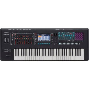Roland Fantom 6 61 Key Synthesizer Workstation Fantom 6