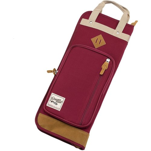 Tama Powerpad Designer Deluxe Stick Bag Wine Red Tsb24wr