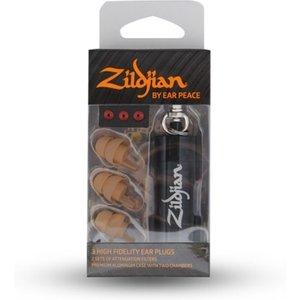 Zildjian Ear Plugs By Earpeace Tan Zplugst