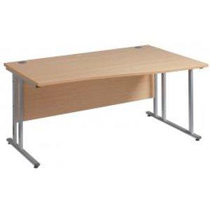 Classmates Wave Desk W1600mm He1205759b Office Supplies