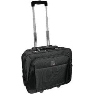 Monolith Executive Mobile Laptop Case W410 X D260 X H350mm Black 3005 Hm30050 Office Supplies