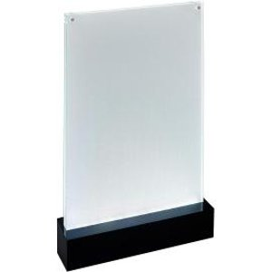 Sigel Led Table Top Display A5 Bk Exr54832sg Office Supplies
