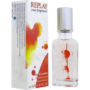 Replay Replay Your Fragrance (your Fragrance) Edt Spray 20ml Rep07117
