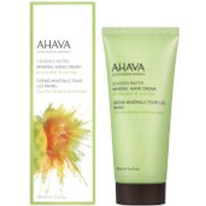 Ahava Mineral Moringa And Prickly Pear Hand Cream 100ml 31715040