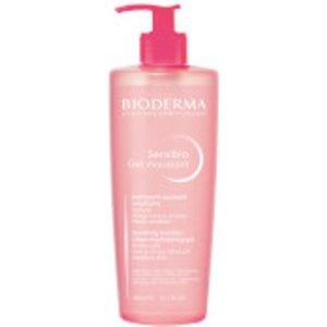 Bioderma Sensibio Soothing Mild Cleansing Gel 500ml 28727