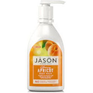 Jason Glowing Apricot Body Wash 887ml 161