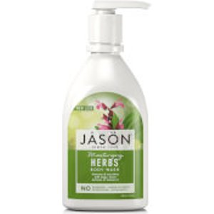 Jason Moisturising Herbs Body Wash 887ml 166