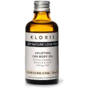 Kloris Uplifting Cbd Body Oil (300mg) 50ml Kl012