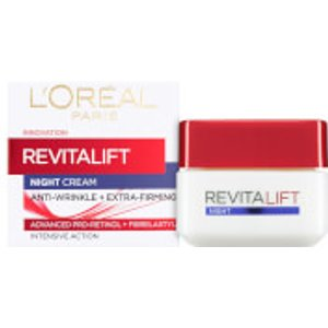 L'oréal Paris Dermo Expertise Revitalift Anti-wrinkle + Firming Night Cream (50ml) A4885253