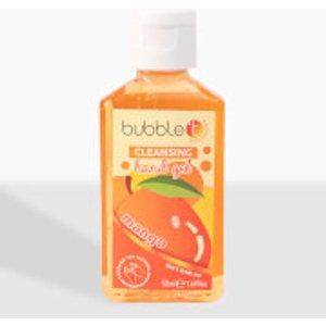 Bubble T Hand Cleansing Gel - Mango 50ml Bt1014ma