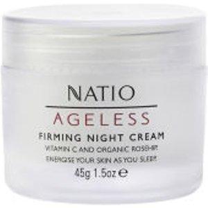 Natio Ageless Firming Night Cream (45g) 1403