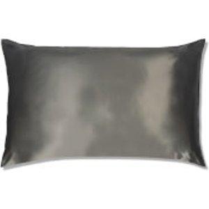 Slip Silk Pillowcase King (various Colours) - Charcoal 853218006049, Charcoal