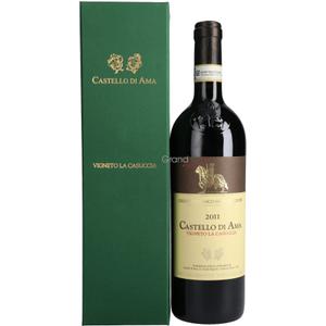 Castello Di Ama Vigneto La Casuccia Chianti Classico Gran Selezione 2011 Wine