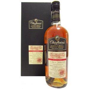 Glenturret Chieftain's Single Cask 26 Year Old 1990 Alcoholic Drinks