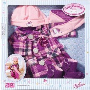 Baby Annabell Deluxe Coat Set 43cm