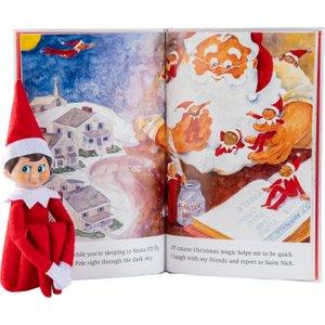 Elf On The Shelf Boy With Blue Eyes