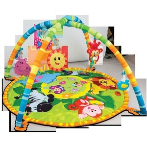 Jungle Pals Playmat