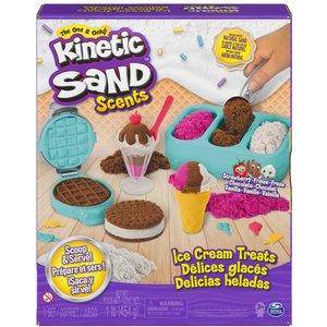 Kinetic Sand Scents Ice Cream Treats Playset
