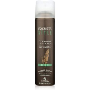 Alterna Bamboo Style Cleanse Translucent Dry Shampoo 135g 0071508