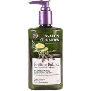Avalon Organics Brilliant Balance Cleansing Gel 237ml 0079262