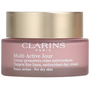 Clarins Multi-active Antioxidant Day Cream For Dry Skin 50ml 0102757