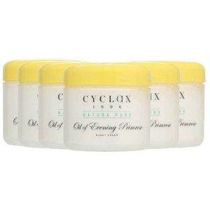 Cyclax Nature Pure Oil Of Evening Primrose Night Cream X 6 0114628