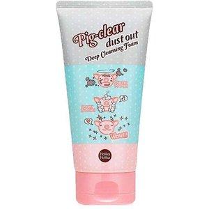 Holika Holika Pig Clear Dust Out Cleansing Foam 150ml 0116455
