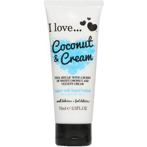 I Love Coconut & Cream Hand Lotion 75ml 0104438
