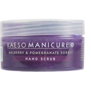 Kaeso Mulberry Pomegranate Sorbet Hand Scrub 95ml 0067528