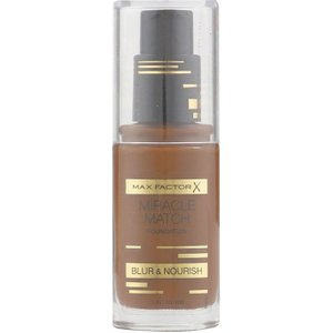 Max Factor Miracle Match Foundation 30ml 0094833415f