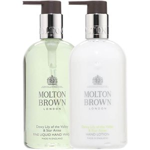 Molton Brown Lily Of The Valley Duo 300ml 0112403