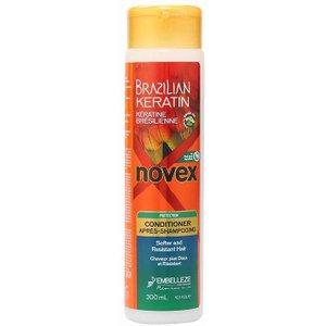 Novex Brazilian Keratin Conditioner 300ml 0115966