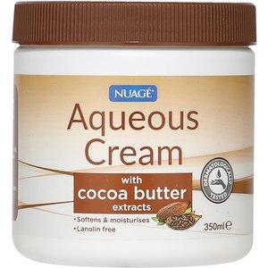 Nuage Aqueous Cream With Cocoa Butter 350g 0102334