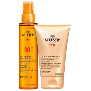 Nuxe Sun  After Sun Lotion Duo 0113738