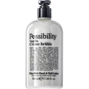 Possibility Vanilla Creme Brulee Hand Lotion 500ml 0053045