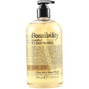 Possibility Vanilla Creme Brulee Hand Wash 500ml 0053038