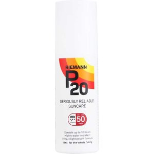 Riemann P20 Sun Filter Sun Lotion Spray Spf50 100ml 0107009